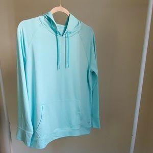Gap Brushed tech Jersey hoodie